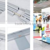 Mental Extrusion large size indoor & outdoor backlit snap frame led advertising light box/Advertising Fabric LED Backlit