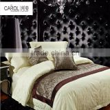 china aupplier wholesale high quality luxury hotel bed flag