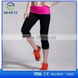 2015 New Best Selling Products Fitness Womens Leggings Wholesale Custom Yoga Pants