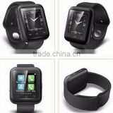 2016 New Bluetooth Smart Watch U9 PK uU8 DZ09 Reloj Inteligente Wearable Wrist Watch for IOS Android Smart Phone