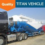 China low price 3 axles widely used bulk cement trailers for Africa Market