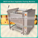 MSTP-80 automatic ginger peeler,shallot peeling machine ,fish skin removing machine with stainless steel CE approved