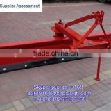 Tractor angle adjustable type land leveling scraper with low price
