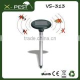 visson VS313 400Hz 800 square meters 1.2V 800mA rechargeable battery mole repellent solar powered cat repeller rodent poison