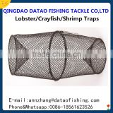 coated crab trap wire / stainless steel crab trap / crab trap for sale