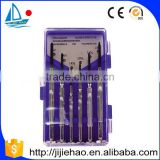 6pc Precision Screwdriver Set Micro Jewelers Mini Watchmakers Phillips Slotted