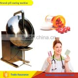Neweek pharmacal small western medicine coater tablet pill coating machine