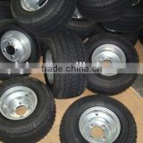 atv wheel with tyre 12x8 inch