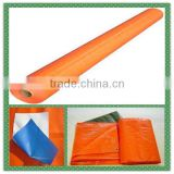 Waterproof customized PE tarpaulin , poly tarps , tarpaulin roll cotton canvas tent tarpaulins
