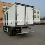 mini refrigerated truck van bodies frp refrigerated truck body can food autoclave equipment