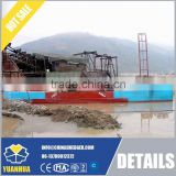 Simple Economical Self-propelled Sand Dredger