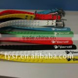 eco-friendly colorful Silicon Waist Belt for UKmarket