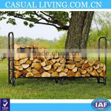 8-Feet Firewood Log Rack