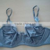 js-903 nude and blue color no pad bra in stock