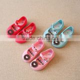 LM3088Q new summer baby sandal shoes fashion breathable kids jelly shoes