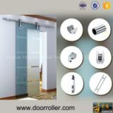 fashion barn door roller track wheels systems