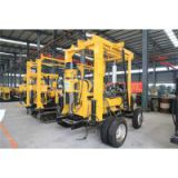 Tractor mounted water well drilling rig, drilling rig for sale in japan, water well drilling rig price