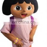 Party Character Dora the Explorer Cartoon Costumes