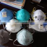 colored dust mask respirator for wholesale