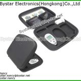 Blood glucose monitor hard case foam EVA case anti-shock case EVA protective case  carrying case