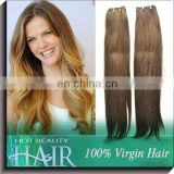 Euro Straight 1 piece 80g Remy Clip in Hair Extension