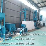 Fish feed pellet extruding machine /Floating fish feed production line