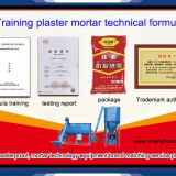 mortar technical formula