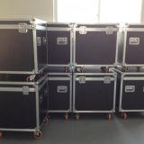 Road Ready Mixer Case Stage Equipment Cases Amplifier Rack Case Waterproof