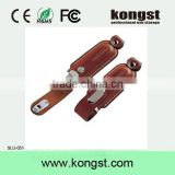 Kongst High Quality Leather USB Flash Drive/USB Flash Disk Christian Gifts