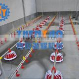 Automatic Broiler Pan Feeding System For Chicken Poultry House