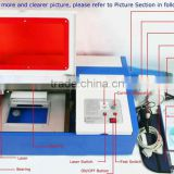 mobile screen protector laser cutting machine