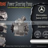 Best Quality! OEM factory! power steering pump applied for Mercedes Benz vito OEM 0024662301,0024661101