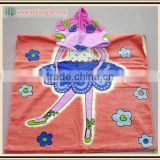 hooded beach towels for kids,beach towel with pocket