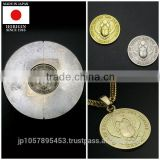 High quality and Reliable engraving mold for commemorative coin made in japan ,various type of design also available