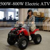 500W-800W Electric ATV for adult