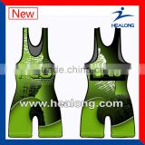 Wholesale Custom Breathable Wrestling Singlet
