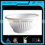 Disposable corn bsae biodegradable tableware 9oz ecofriendly bowls                                                                         Quality Choice
