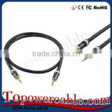 New Products 3.5mm AUX Audio Stereo Cable Cord Auxiliary Lead for car