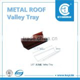 2015 VERY POPULAR valley tray metal roofing tiles , corrugated sheet metal roof making machine , meta roof tile making machine