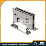 Manufacturer China 90 Degree stainless steel adjustable glass sliding shower door pivot hinge