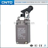 CNTD Limit Switch Manufacturer Thermoplastic Roller Vertical Actuation Counter Limit Switch
