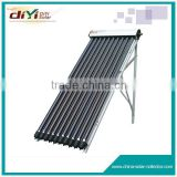 Wholesale Low Price Heat Pipe Solar Collector System