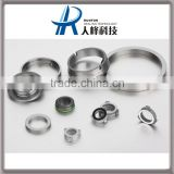 Customized Tungsten Carbide Seal Ring, Cemented Tungsten Carbide Seal Ring, Tungsten Cemented Carbide Seal Ring