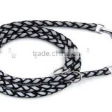 Reflective Nylon Braided Dog Leash with Two Hooks                                                                         Quality Choice