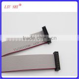 free sample female and male 2.54 IDC flat ribbon cable