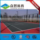 Hot Sale Colorful Synthetic badminton mats portable badminton court flooring