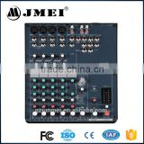 MG124CX Professional Sound System Powered Mixing Console Pro Videowall Dj Mixer Controller