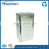 classic tin tea can/box wholesale
