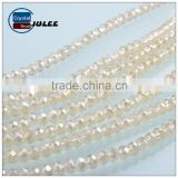 Yiwu Glass Beads Factory crystal rondelle beads supplier wholesale 4mm jewelry beads                                                                                                         Supplier's Choice
