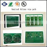 factory price Rigid Multilayer PCB prototype mitsubishi control board welding control board